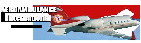 Air ambulance services by Aero Ambulance International